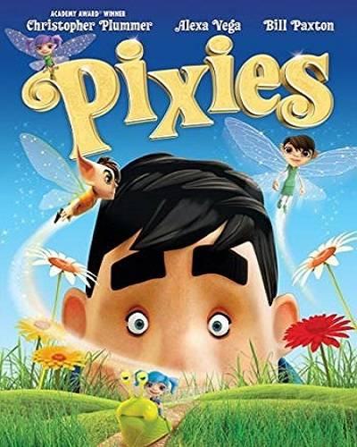 دانلود انیمیشن جدید Pixies 2015