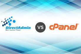 تفاوت های میان cpanel و direct admin