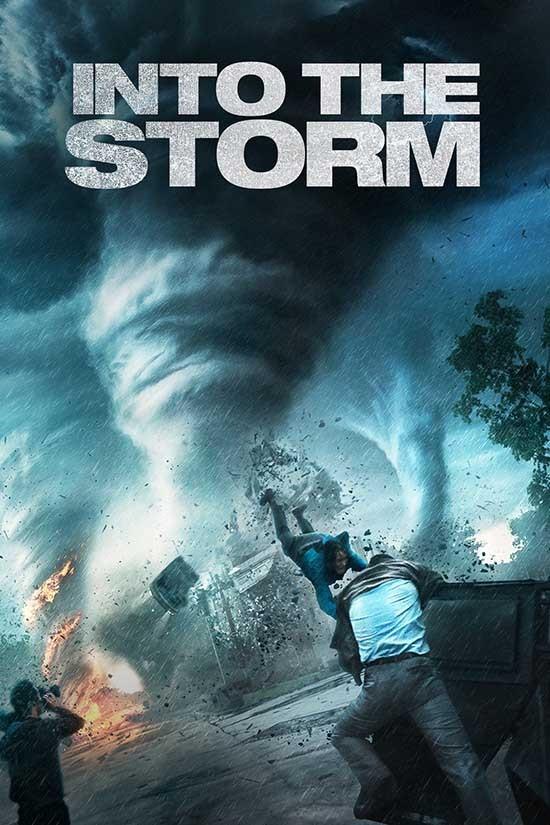 دانلود دوبله فارسی فیلم در دل طوفان Into the Storm 2014