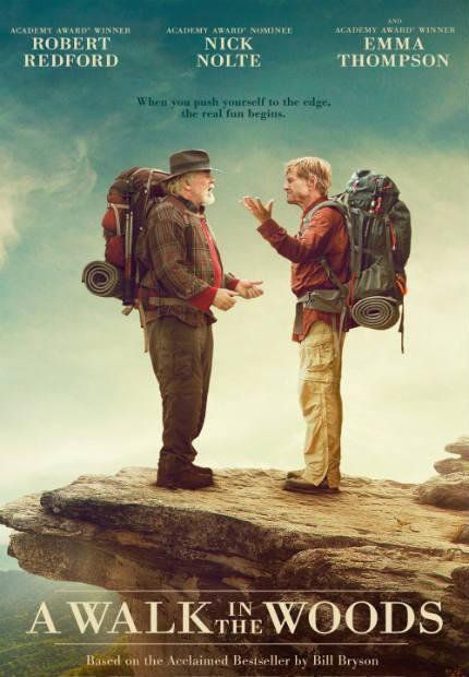 دانلود فیلم قدم زدن در میان جنگل A Walk in the Woods 2015
