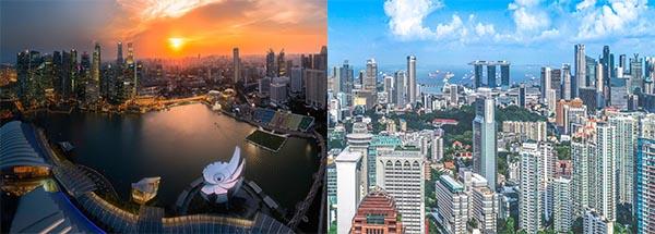 والپیپر های جدید از جاذبه های گردشگرذی شهر سنگاپور
