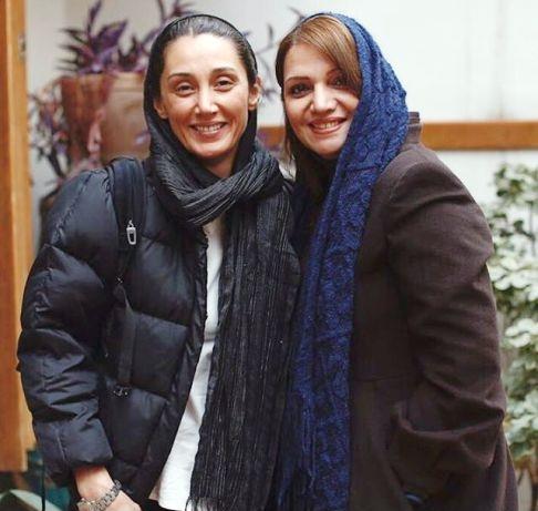 متن الهام پاوه نژاد درباره هدیه تهرانی + عکس