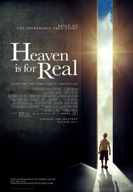 دانلود دوبله فارسی فیلم بهشت واقعی Heaven Is for Real 2014
