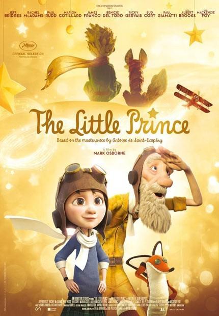 دانلود دوبله فارسی انیمیشن شازده کوچولو The Little Prince 2015