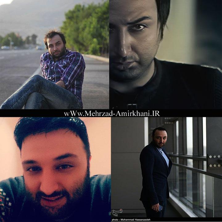 عکسهای تکی مهرزاد امیرخانی - سری سی و نهم