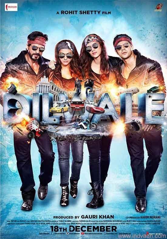 دانلود فیلم Dilwale 2015