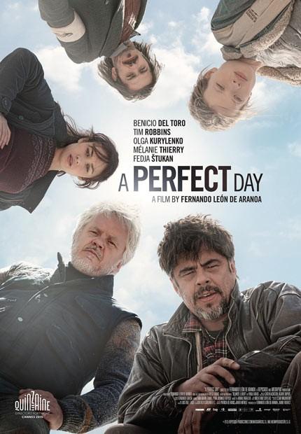 دانلود فیلم یک روز عالی A Perfect Day 2015