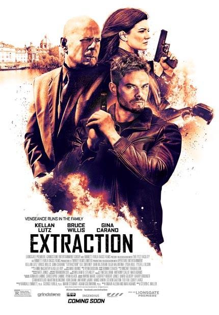دانلود فیلم استخراج Extraction 2015
