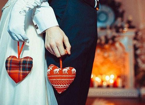کدوم ازدواج باعشق همراه است؟
