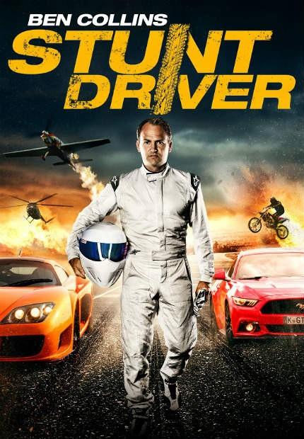 دانلود فیلم شیرین کاری بن کالینز Ben Collins Stunt Driver 2015