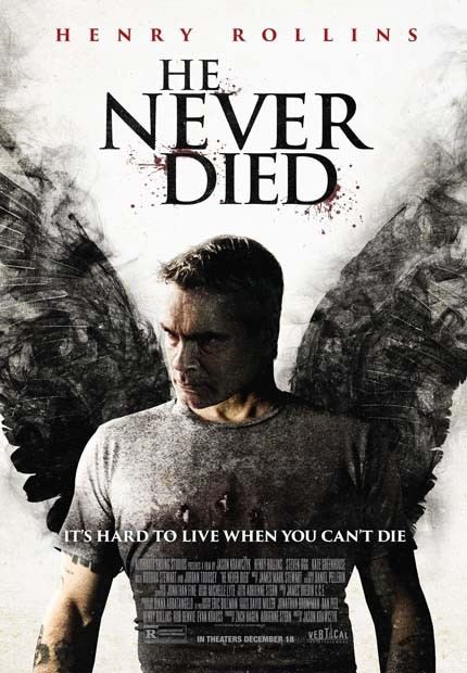 دانلود رایگان فیلم He Never Died 2015