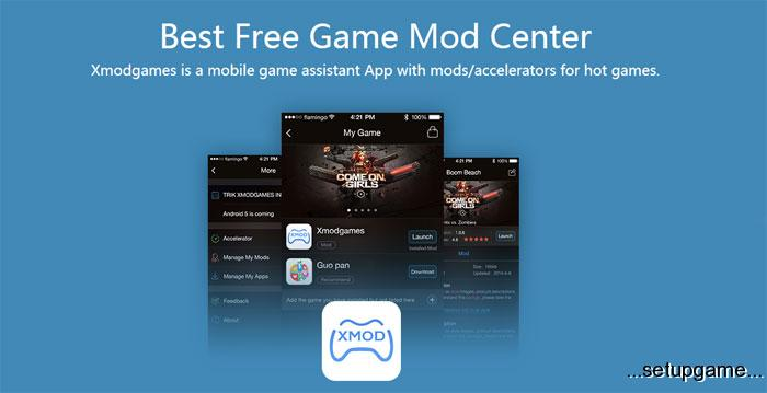 Xmodgames-Free Game Assistant 2.2.3 – ابزار تقلب در بازی های اندروید ! آپدیت
