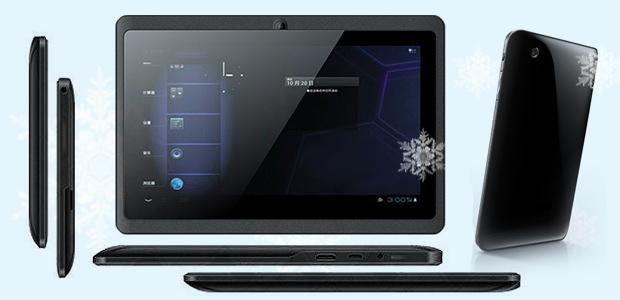تبلت هیوندای استار Tablet Hyundai Star TS1 WiFi برای دانشجویان و دانش آموزان
