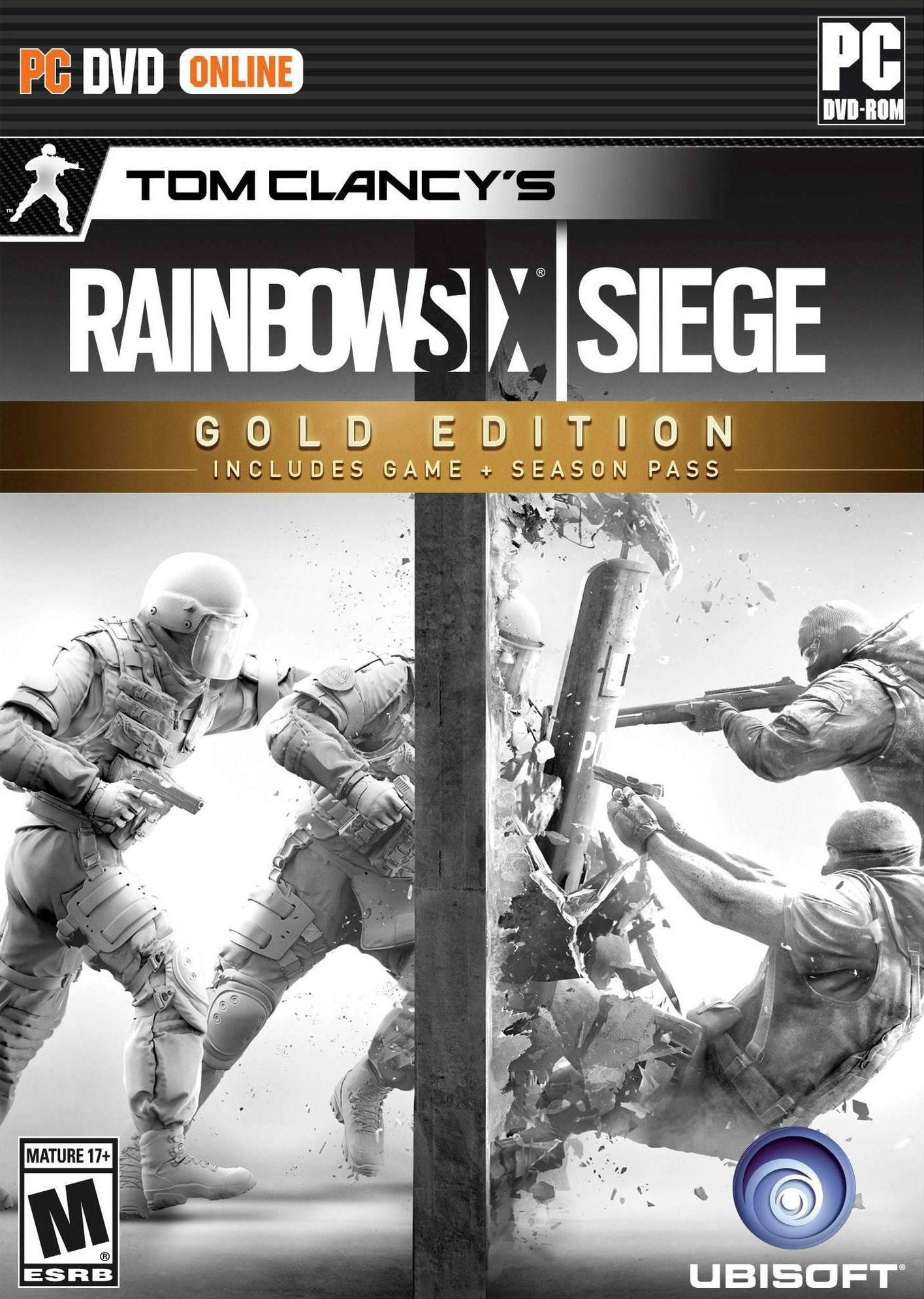 دانلود بازی جدید Tom Clancys Rainbow Six Siege برای کامپیوتر با لینک مستقیم