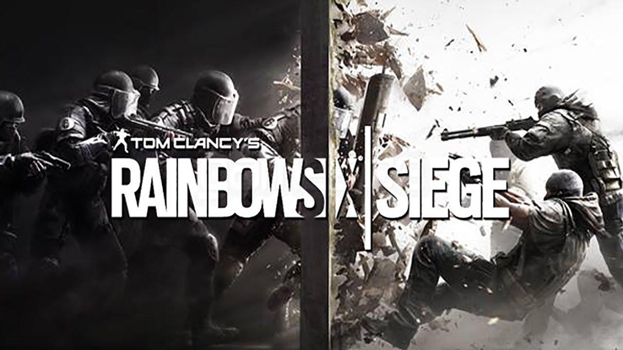 اموزش انلاین بازی کردن Tom Clancy's Rainbow Six Siege با روش تانگل