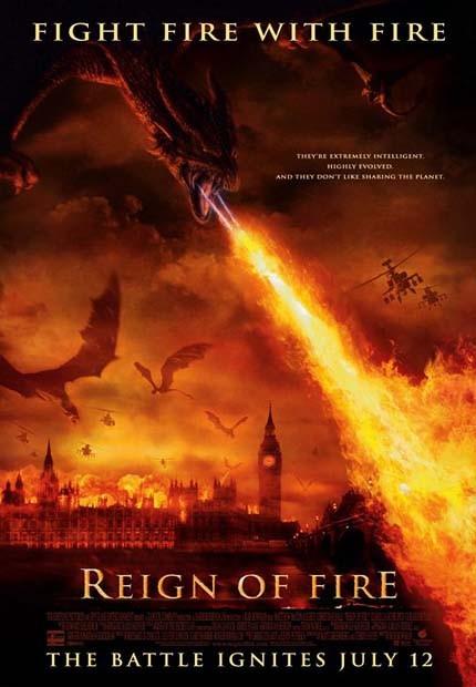 دانلود رایگان دوبله فارسی فیلم محدوده آتش Reign of Fire 2002