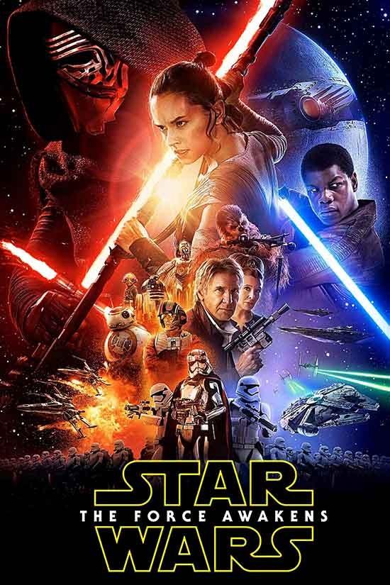 دانلود فیلم جنگ ستارگان Star Wars The Force Awakens 2015