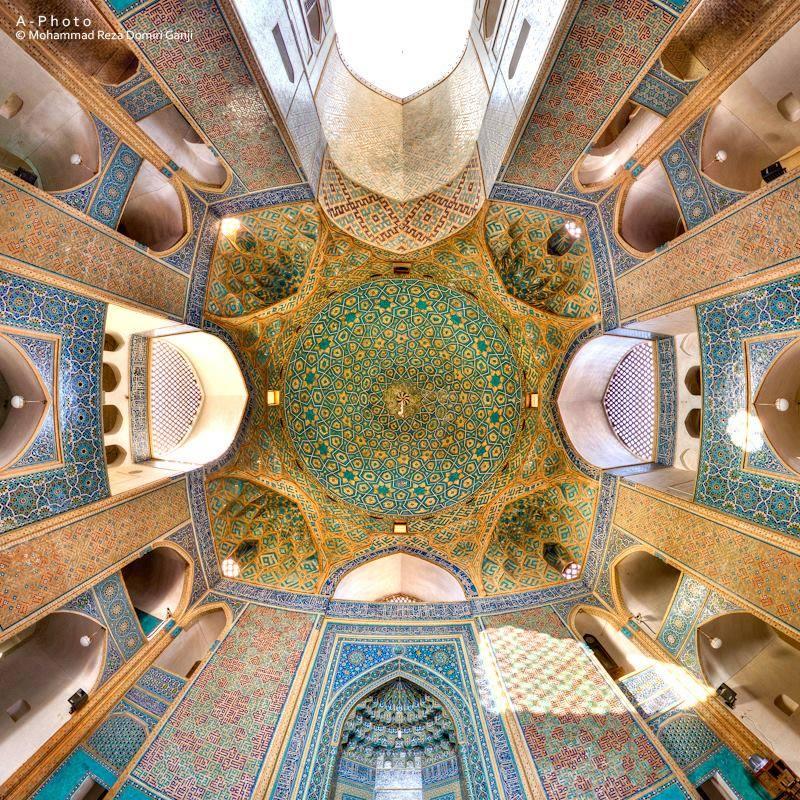 تاریخ اسلام شیعی در ایران - قسمت ۵(خدمات متقابل ایران و اسلام)