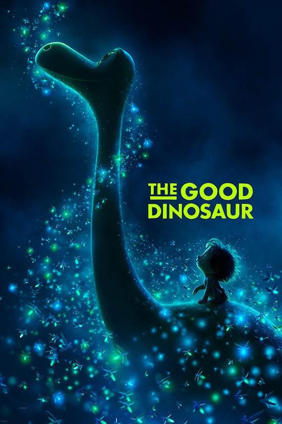 دانلود رایگان انیمیشن The Good Dinosaur 2015 با دوبله فارسی