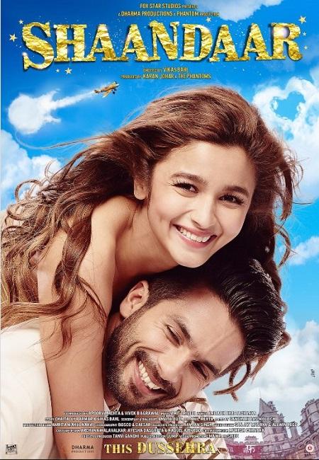 دانلود فیلم هندی شاندار Shaandaar 2015