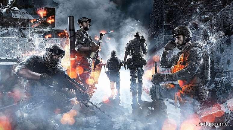 نسخه ی بعدی Battlefield احتمالاً از قابلیت همکاری تیمی بهره خواهد برد