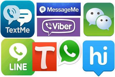 سرویسهای پیام رسان را به کامپیوتر خود بیاورید