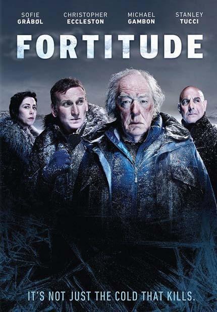 دانلود رایگان سریال شکیبایی Fortitude با دوبله فارسی
