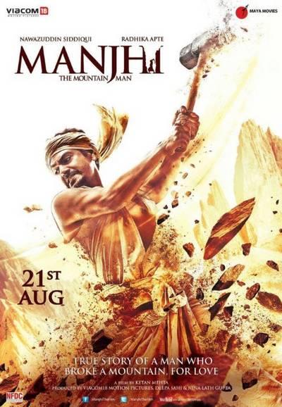دانلود رایگان فیلم Manjhi The Mountain Man 2015