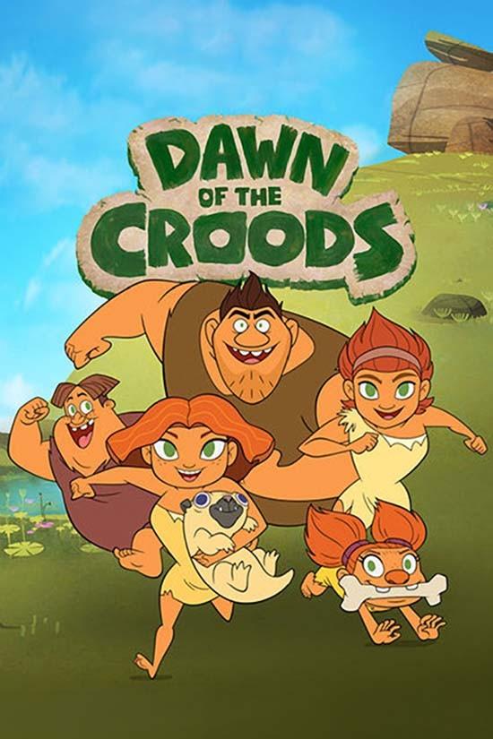 دانلود رایگان انیمیشن Dawn of the Croods 2015