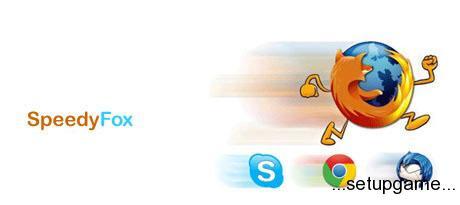 دانلود SpeedyFox 2.0.14.95 – نرم افزار افزایش سرعت موزیلا فایرفاکس و گوگل کروم