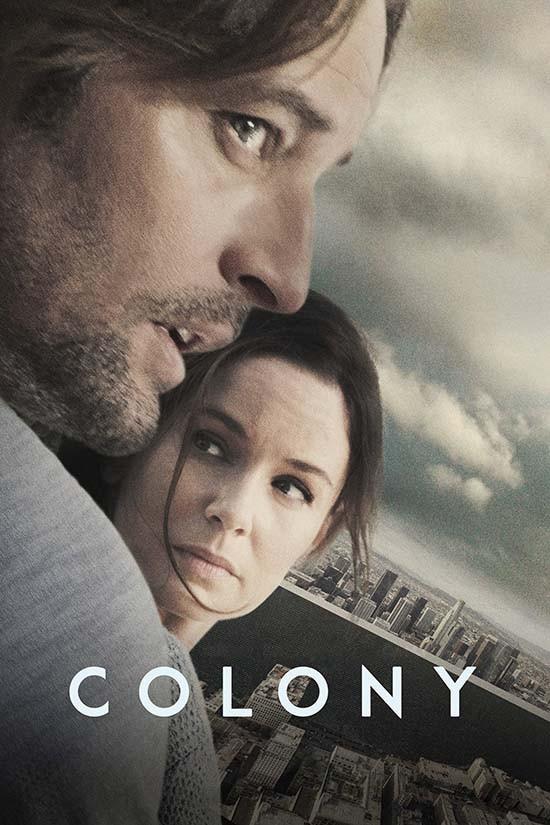 دانلود رایگان سریال مستعمره Colony