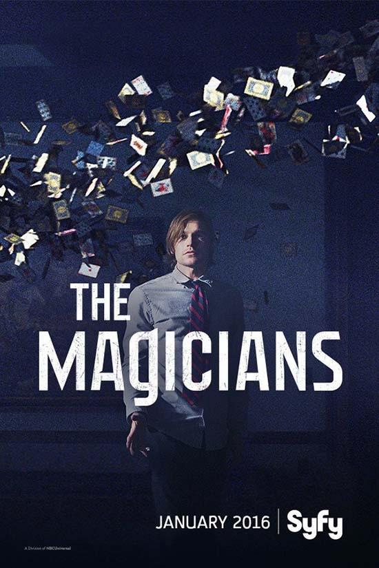 دانلود رایگان سریال جادوگران The Magicians