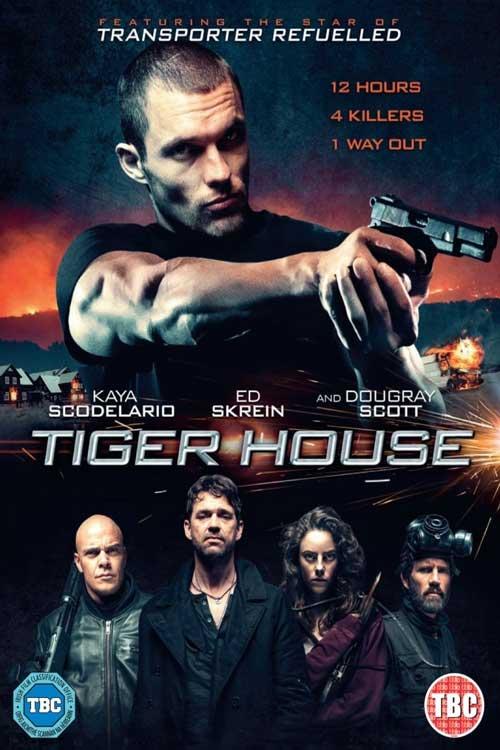 دانلود رایگان فیلم Tiger House 2015