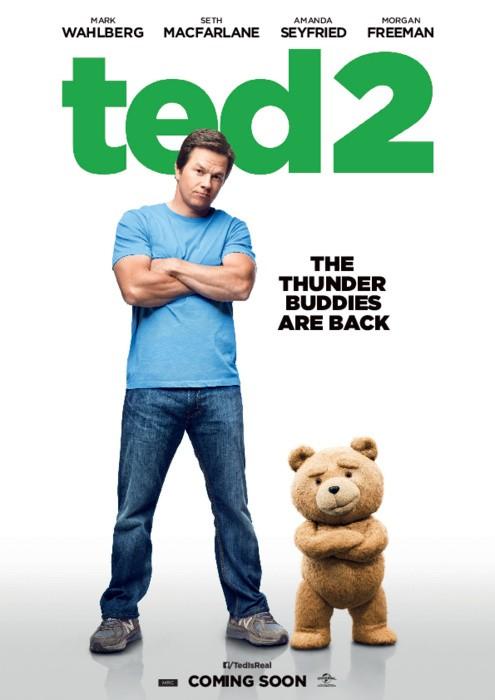 دانلود فیلم جدید 2015 Ted 2 با لینک مستقیم