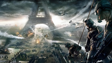 دانلود نسخه فشرده بازی Tom Clancy's EndWar برای PC