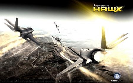 دانلود نسخه فشرده بازی Tom Clancy's H.A.W.X برای PC