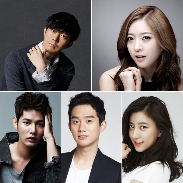 سریال کره ای فرکانس عشق Love Frequency