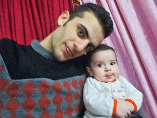 سلفی با نمک آرمین رحمتی و خواهرزاده اش یاشار حبشی