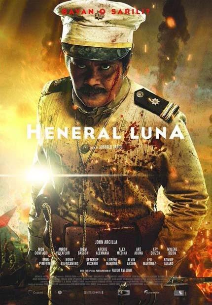 دانلود رایگان فیلم Heneral Luna 2015