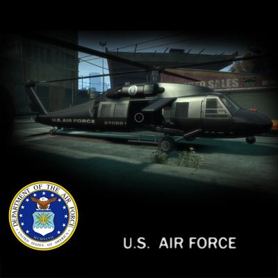 هلیکوپتر جدید  برای بازی gta IV