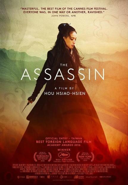دانلود رایگان فیلم قاتل The Assassin 2015 با دوبله فارسی