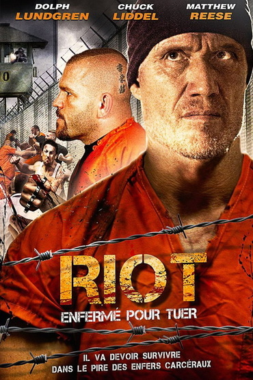 دانلود رایگان فیلم شورش Riot 2015