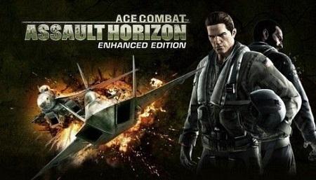 دانلود نسخه فشرده بازی Ace Combat Assault Horizon برای PC