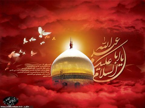 شب نهم صفرالمظفر در مسجد النبی (ص) کاکی