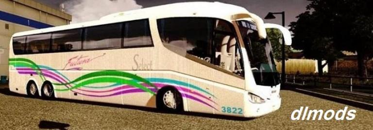 مد اتوبوس IRIZAR PB MAN V2 6×2