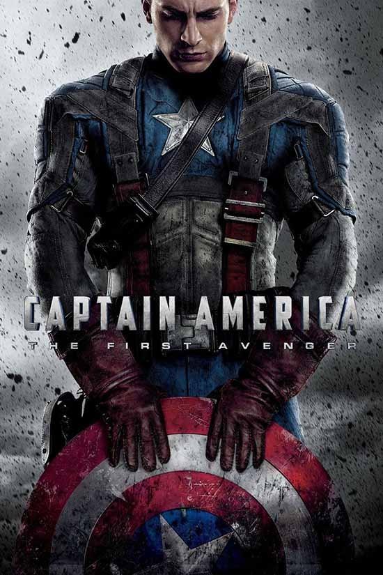 دانلود رایگان فیلم کاپیتان آمریکا:اولین انتقام جو Captain America: The First Avenger 2011 با دوبله فارسی