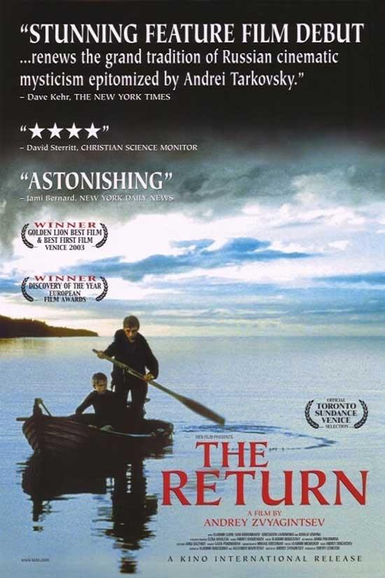 دانلود رایگان فیلم بازگشت The Return 2003 با دوبله فارسی