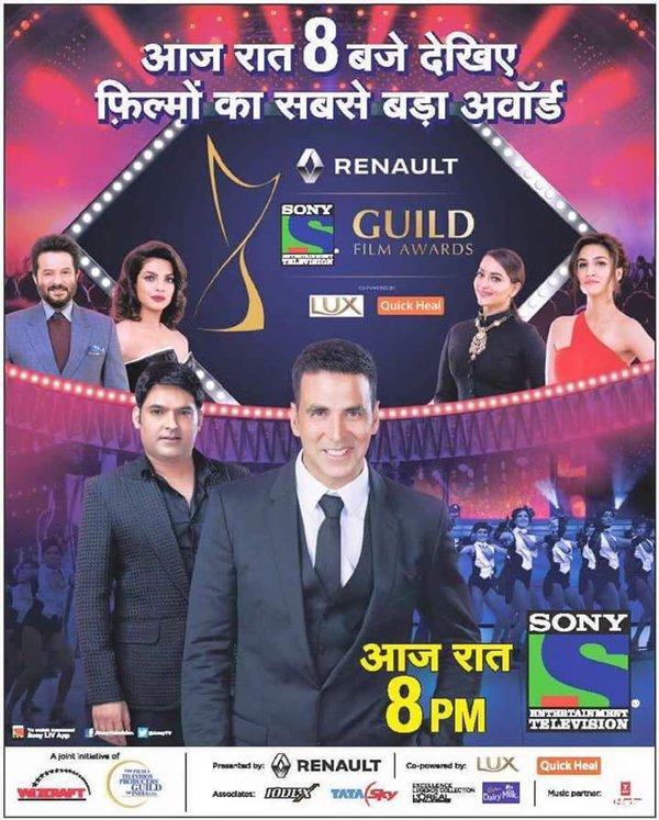 دانلود جشنواره استار گیلد Star Guild Awards 2015