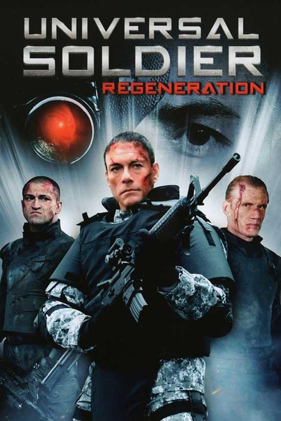 دانلود رایگان فیلم سرباز جهانی۳: احیاء Universal Soldier: Regeneration 2009 با دوبله فارسی