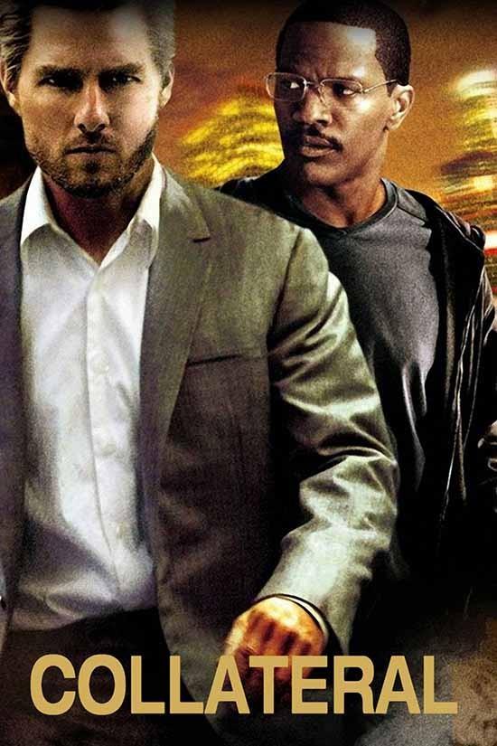 دانلود رایگان فیلم وثیقه Collateral 2004 با دوبله فارسی